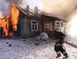 Ugniagesiai gelbėtojai prašo gyventojų pasirūpinti savo namų saugumu
