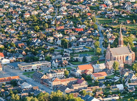 Urbanistinės teritorijos Rokiškio mieste plėtra, III etapas