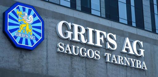 Į pagalbą savivaldybei ateina saugos tarnyba GRIFS AG