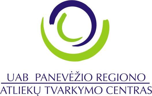 UAB Panevėžio regiono atliekų tvarkymo centras informuoja