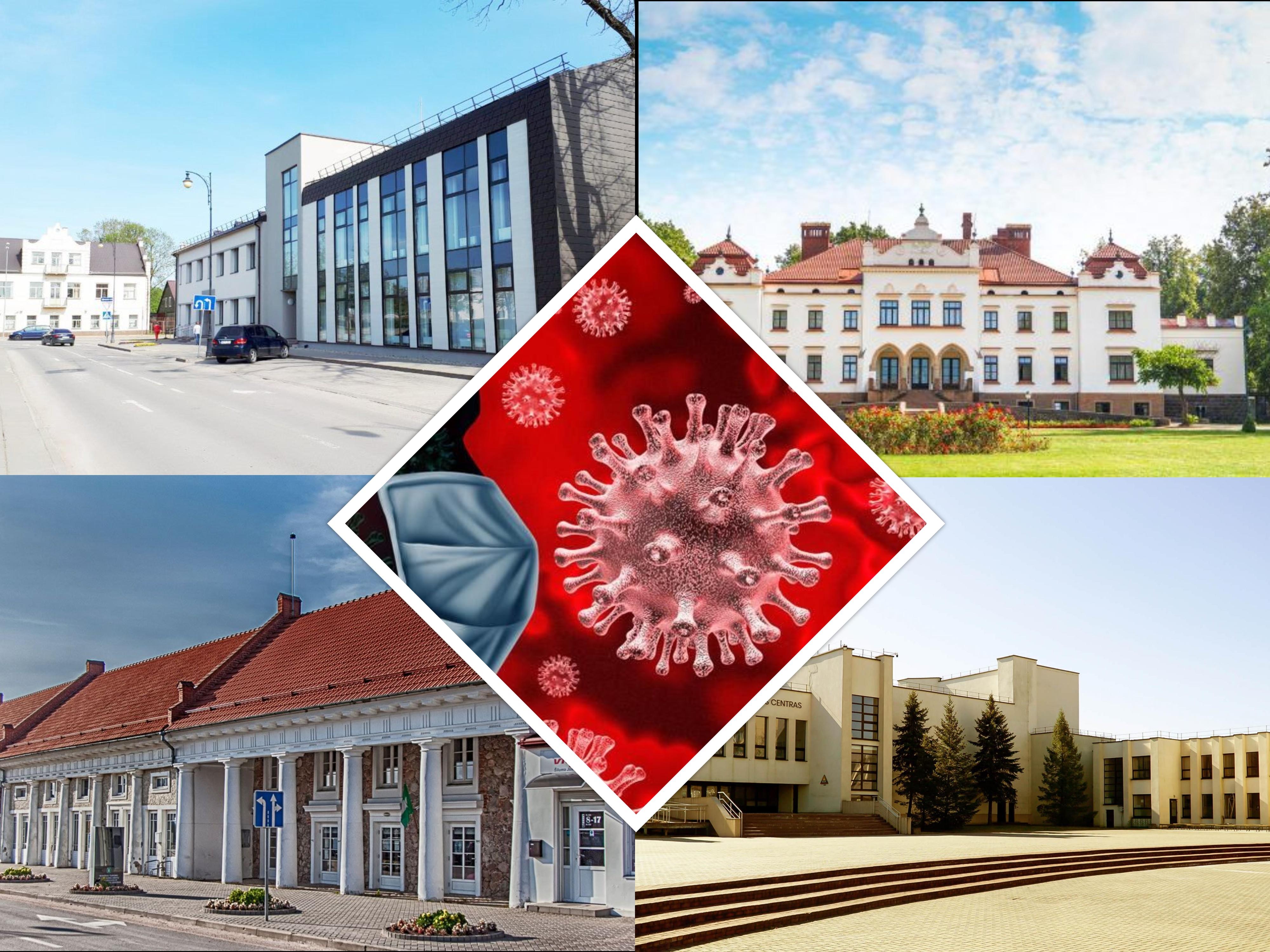 Nuo balandžio 28 d. Rokiškio rajono savivaldybės gyventojai ir svečiai galės lankyti Rokiškio kašto muziejaus ekspozicijas ir pasinaudoti Rokiškio rajono savivaldybės J. Keliuočio viešosios bibliotekos knygų išdavimo paslauga