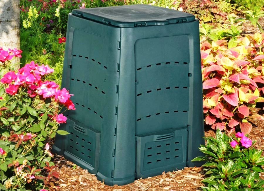 Registracija dėl kompostavimo konteinerių baigta