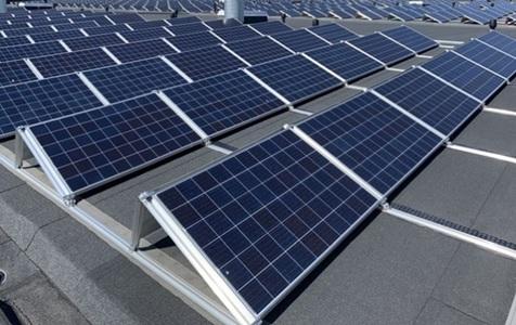 Paskelbtas kvietimas nedidelių, iki 10 kw galios saulės elektrinių įsigijimui iš elektrinių parkų