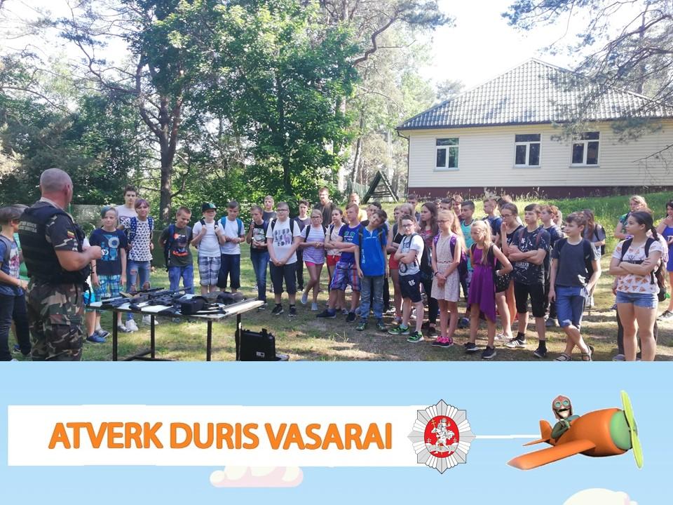 VILNIAUS PASIENIO RINKTINĖ ATVERIA DURIS VASARAI