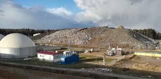Nepavojingų atliekų sąvartyne šalinamų mišrių komunalinių atliekų sudėties nustatymo ataskaita