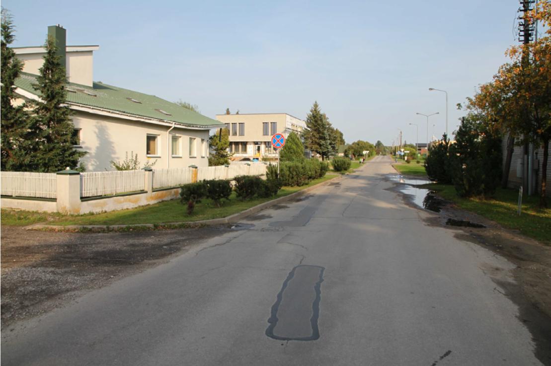 Rokiškio miesto Aušros gatvės (nuo sankirtos su J. Gruodžio g. iki Kauno g.) rekonstravimas