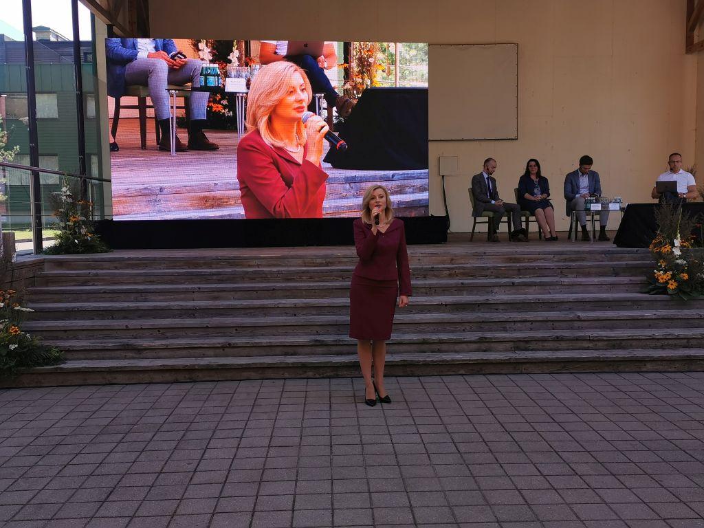 Rokiškio rajono savivaldybės atstovai dalyvavo Regioninės politikos forume