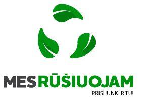 """Aplinkosauginis projektas """"Mes rūšiuojam. Vasara"""" kviečia mažinti atliekas bendruomeniškai"""