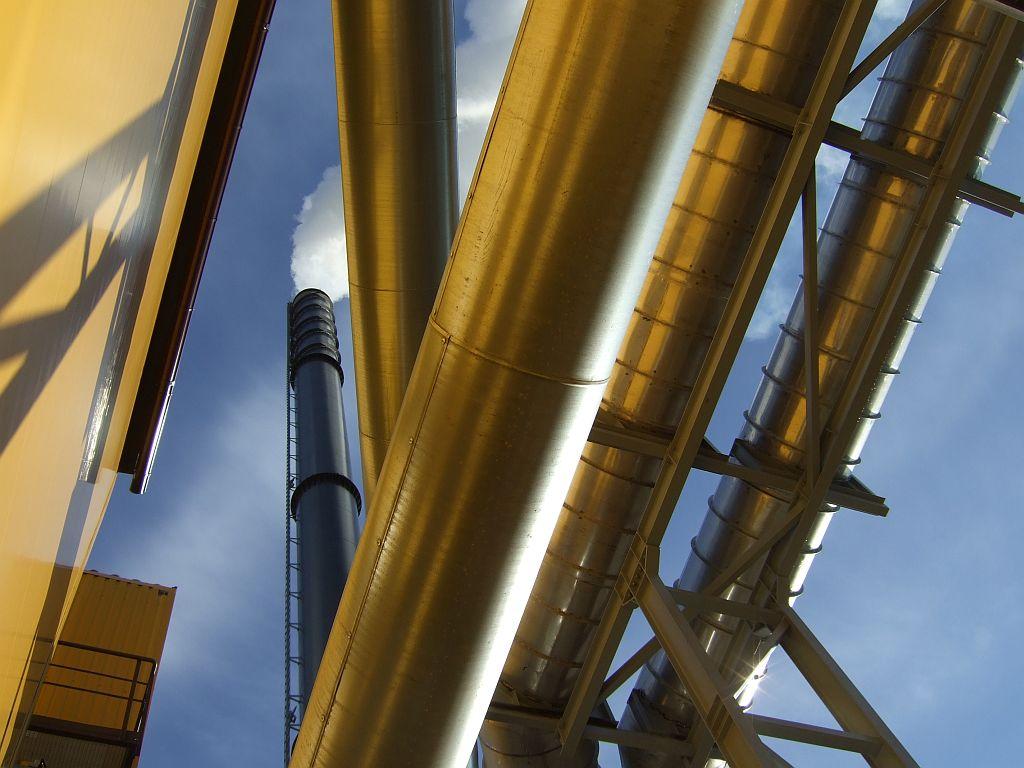 """AB """"Panevėžio energija"""" investuoja į šilumos gamybos ir tiekimo efektyvumą"""