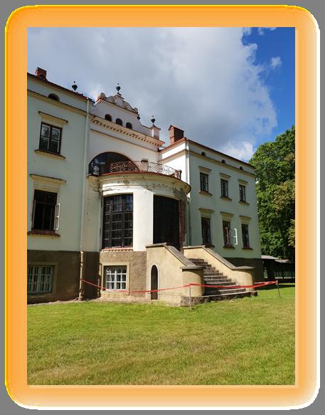 Rokiškio dvaro sodybos rūmų (571) tvarkybos -restauravimo, remonto darbai