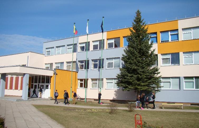 Rokiškio Juozo Tūbelio progimnazijos pastato Rokiškyje P. Širvio g. 2 modernizavimas
