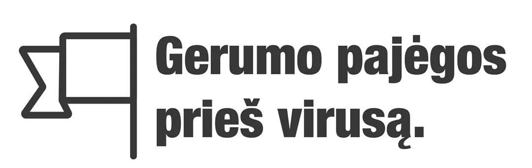 Kviečiame tapti gerumo pajėgų prieš virusą savanoriu!