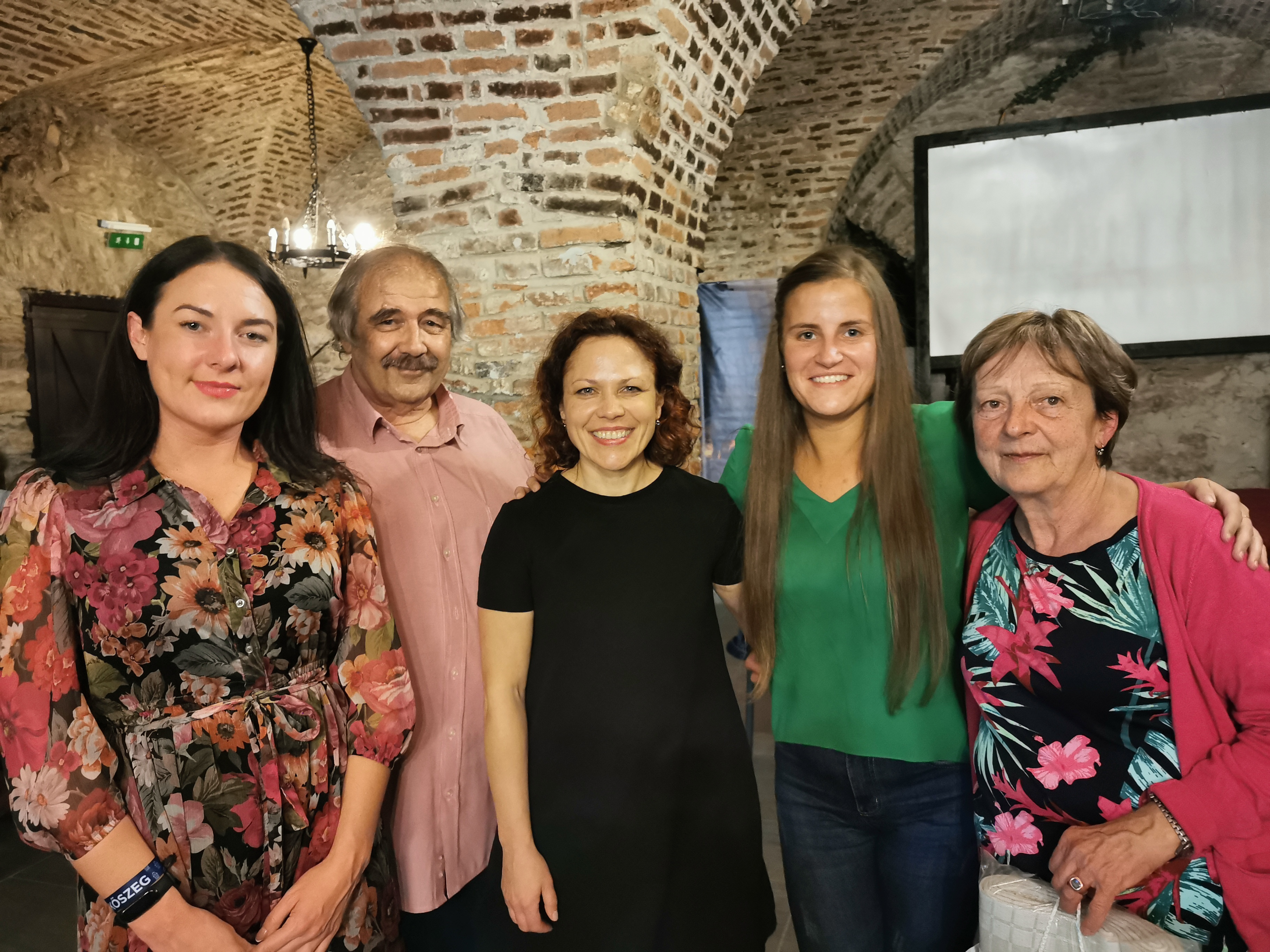Rokiškio delegacija – Vengrijoje